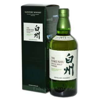 Hakushu NAS Distillers Reserve Single Malt 0,7L 43%